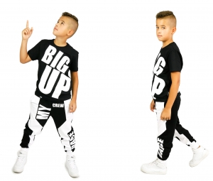 CHILDREN'S T-SHIRT CLASSIC  BIG UP
