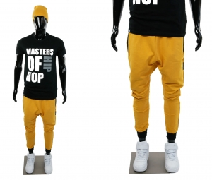 MEN'S SWEATPANTS HAIPE HONEY
