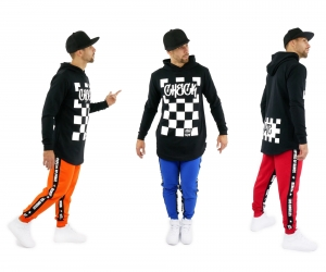 MEN'S SWEATPANTS / UNISEKS FIT SUPER STYLE COLORS CAPITALS