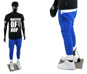 MEN'S SWEATPANTS HAIPE BLUE